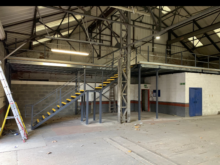 Overcoming Mezzanine Flooring Problems