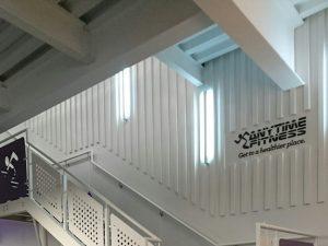 Infill Panels Mezzanine Floor