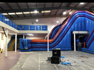 Mezzanine Floor - Inflatable Fun Park